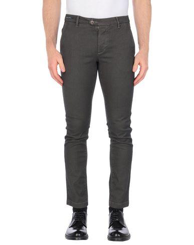 Фото - Повседневные брюки от TELERIA ZED свинцово-серого цвета