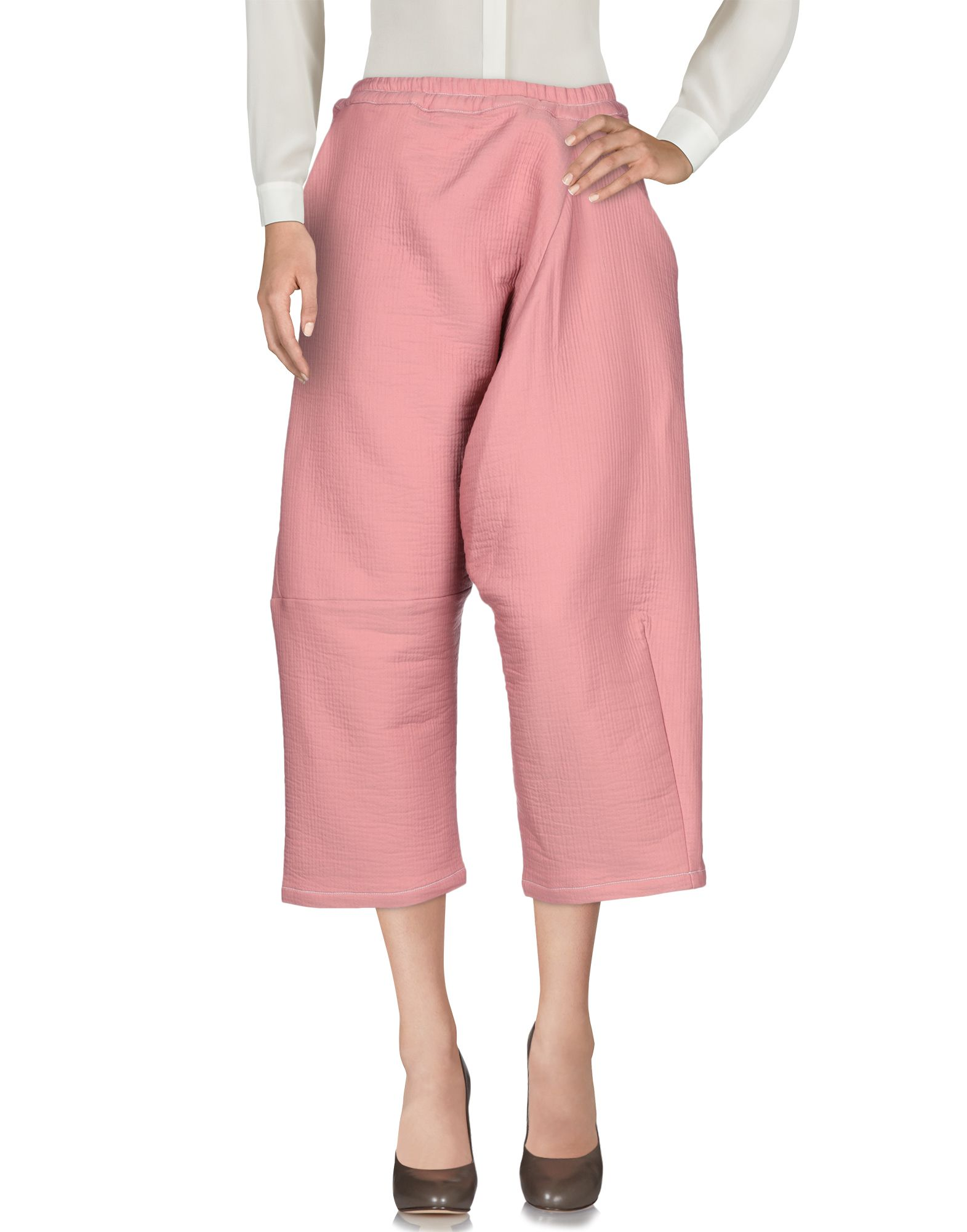ANNTIAN Casual Pants in Pastel Pink