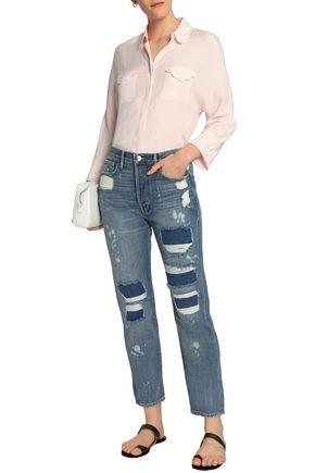 FRAME Le Original mid-rise boyfriend jeans