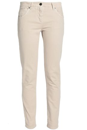 BRUNELLO CUCINELLI Low-rise skinny jeans
