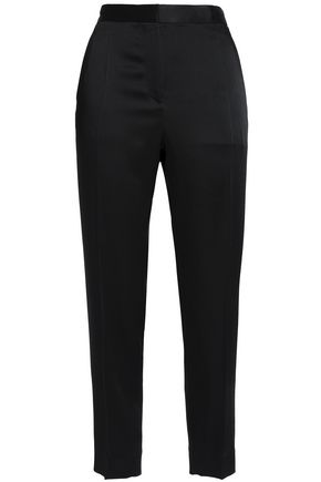 HAIDER ACKERMANN Satin tapered pants