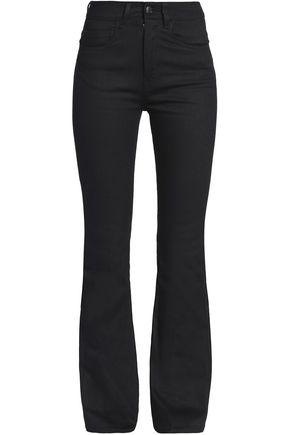 ACNE STUDIOS Lita high-rise bootcut jeans