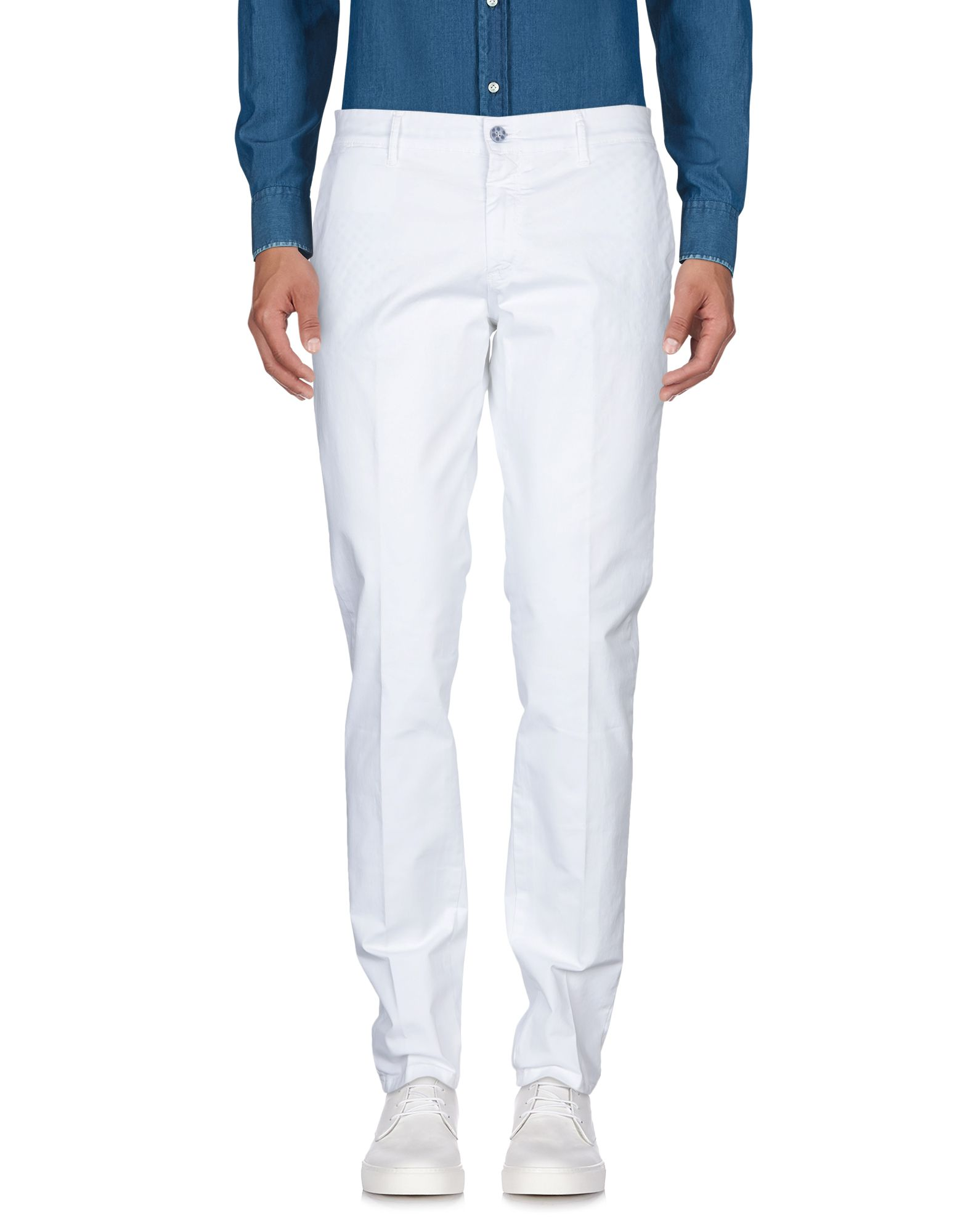 ALESSANDRO GILLES | ALESSANDRO GILLES Casual pants | Goxip