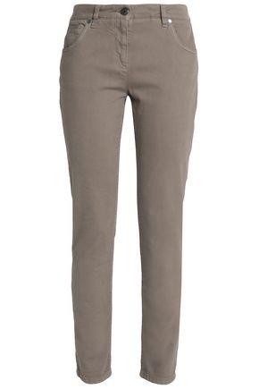 BRUNELLO CUCINELLI Low-rise skinny jeans