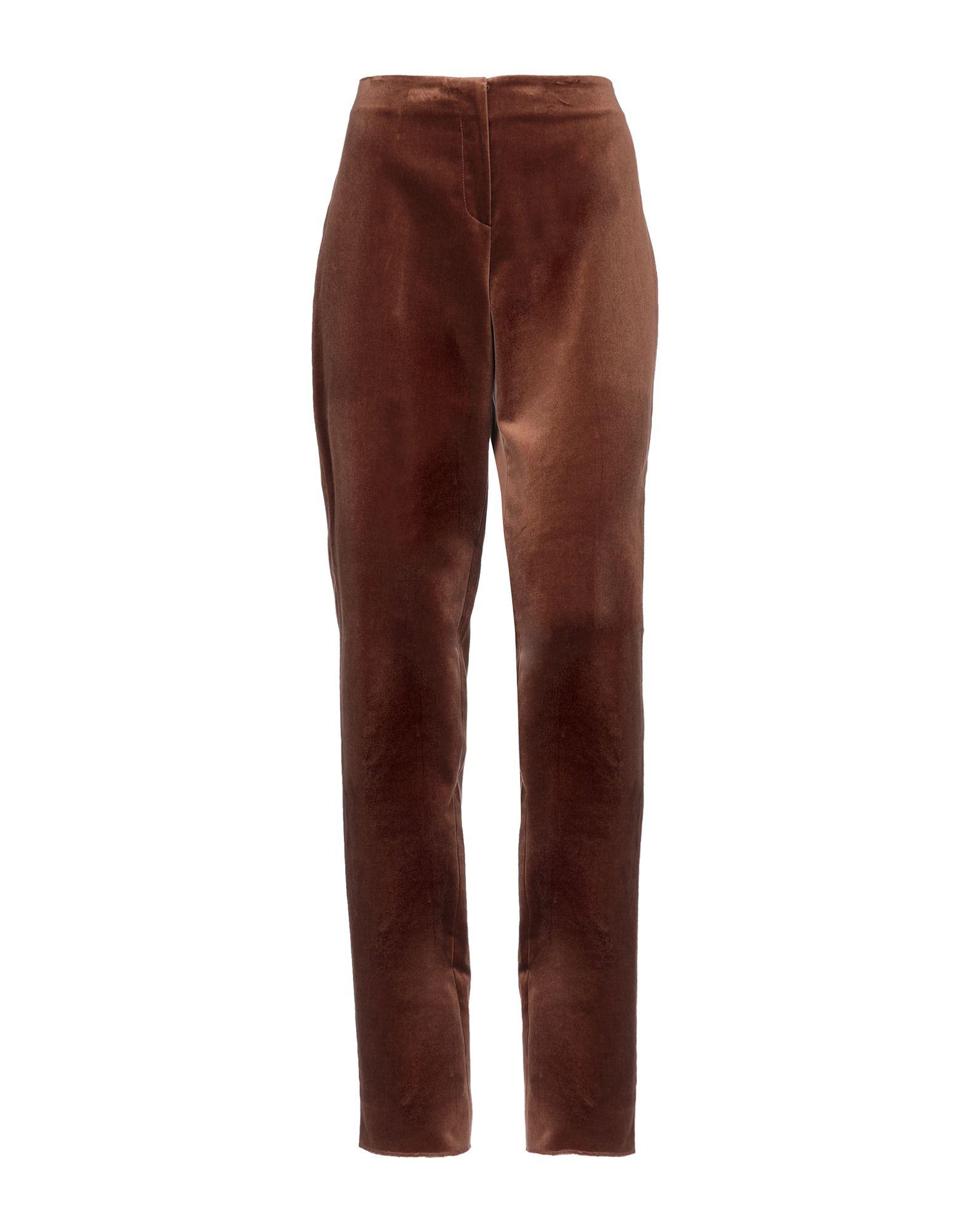 BLUMARINE Damen Hose Farbe Braun Größe 6
