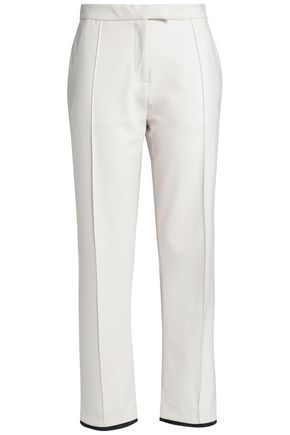 DAY BIRGER ET MIKKELSEN Stretch-jersey straight-leg pants