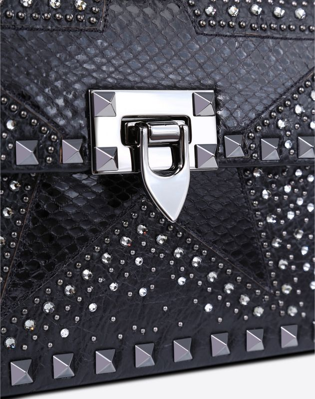 Punk Star Sliding Chain Bag