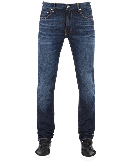长裤 - 5 袋 J2ZI2 SK_VISC  STONE ISLAND - 0