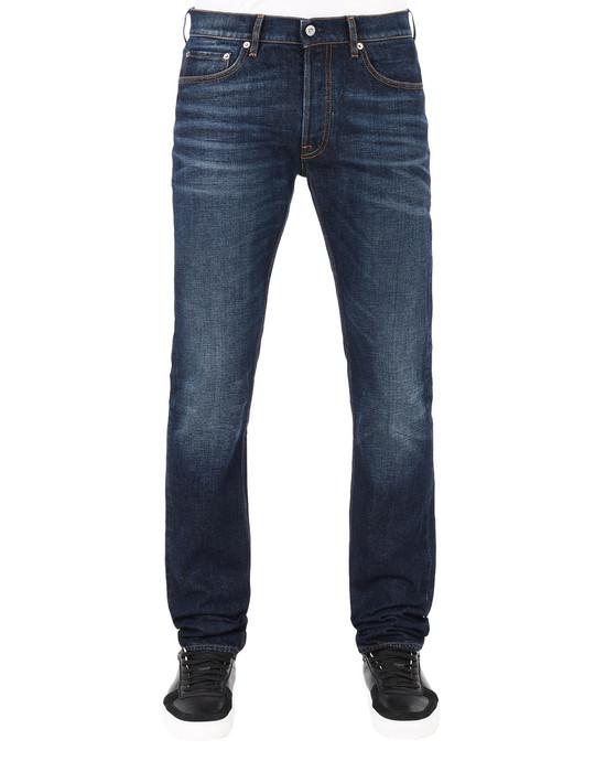 STONE ISLAND 牛仔长裤 J1BI2 SL_VISC