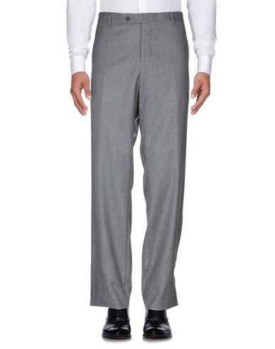 Фото 2 - Повседневные брюки от MARCO PESCAROLO серого цвета