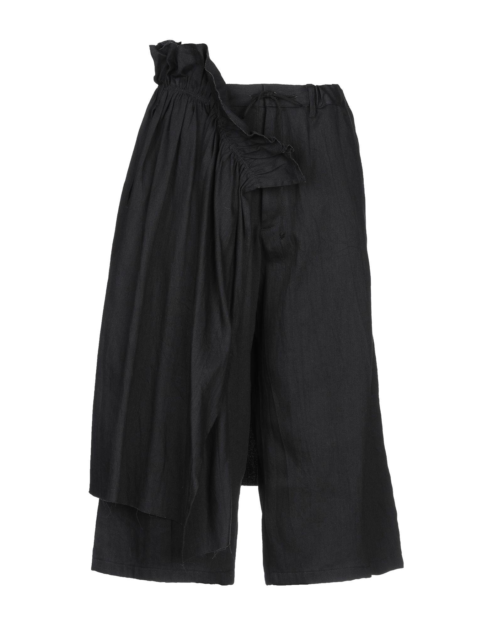 B YOHJI YAMAMOTO Джинсовые брюки moos джинсовые брюки