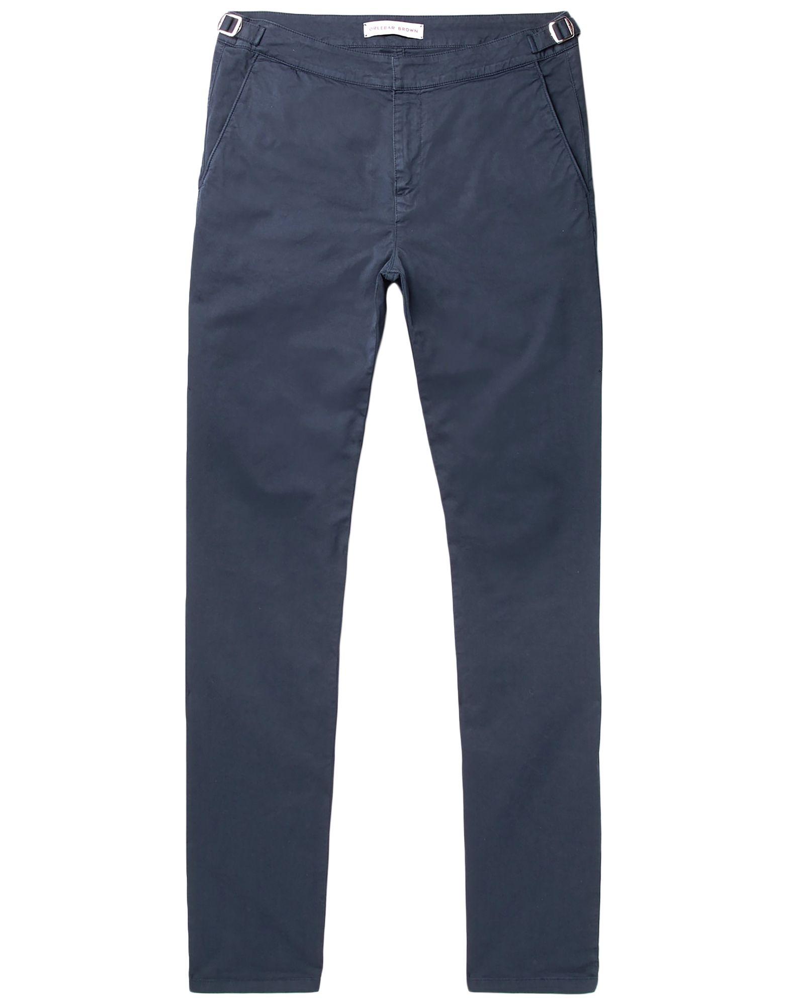ORLEBAR BROWN Повседневные брюки unpainted white injection molding bodywork fairing for honda vfr 1200 2012 [ck1051]