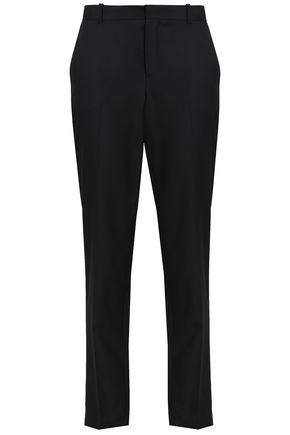 JOSEPH Wool tapered pants