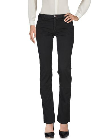 Купить Повседневные брюки от POWELL черного цвета