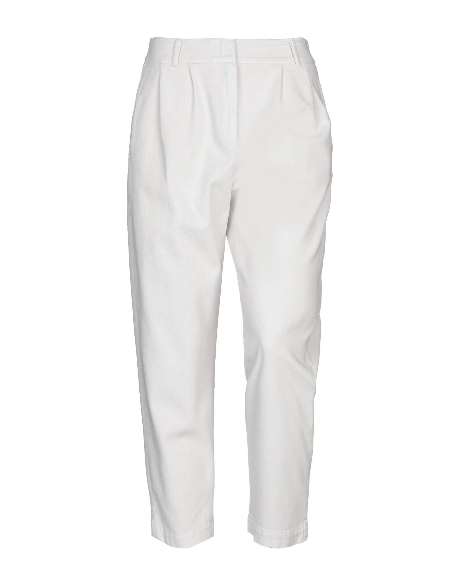 PESERICO SIGN Повседневные брюки актимель продукт кисломолочный 2 6