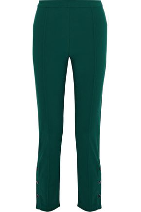 BY MALENE BIRGER Pernilo crepe straight-leg pants