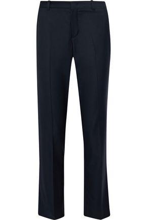 JOSEPH Kong wool-twill straight-leg pants