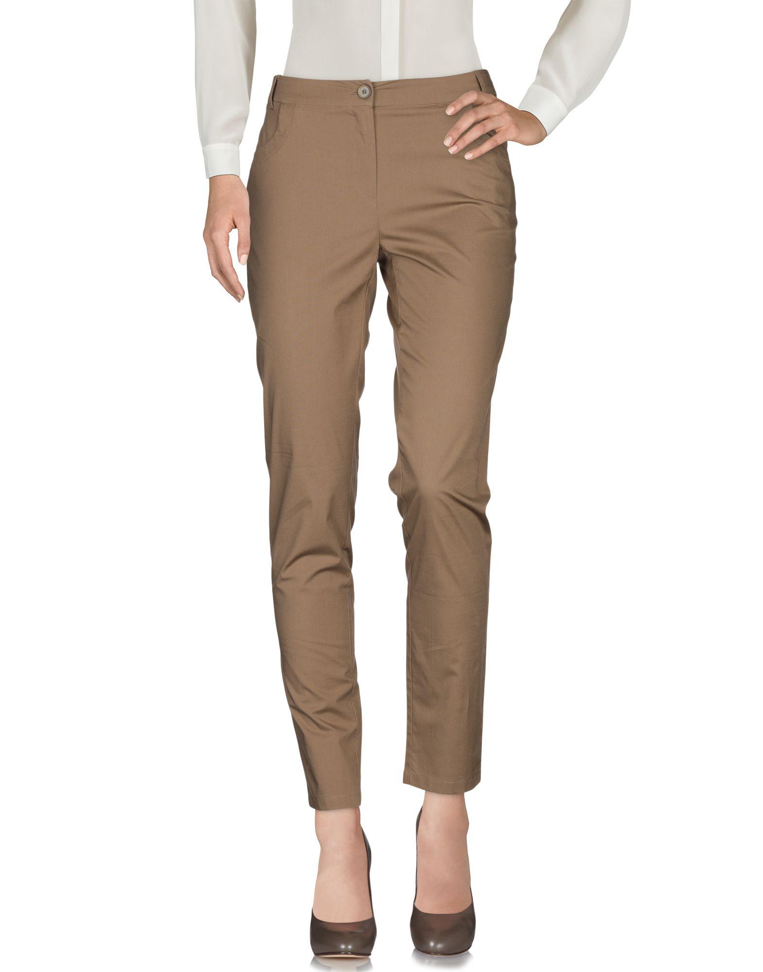 GIULIA VALLI Повседневные брюки