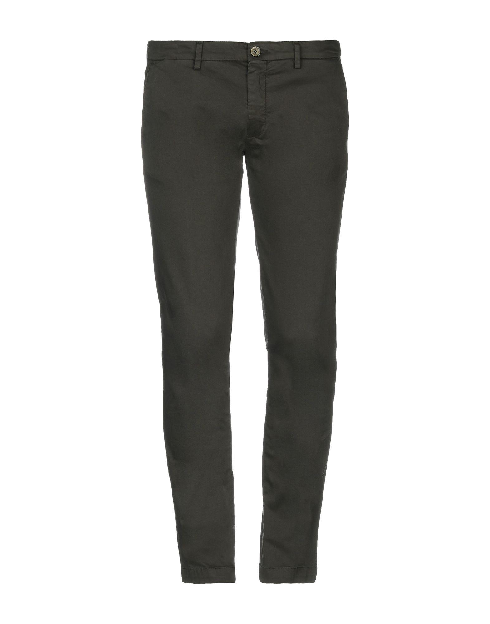MANUEL RITZ WHITE Повседневные брюки цена 2017
