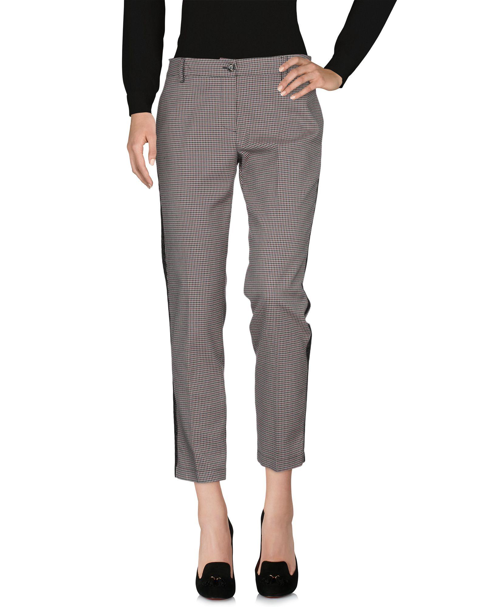 CRISTINA GAVIOLI COLLECTION Повседневные брюки брюки cristina gavioli брюки широкие