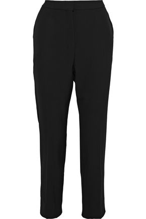 BY MALENE BIRGER Cropped woven straight-leg pants