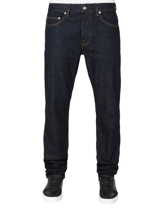 HOSEN - 5-POCKETS J4BI1 RE-T_WASH  STONE ISLAND - 0
