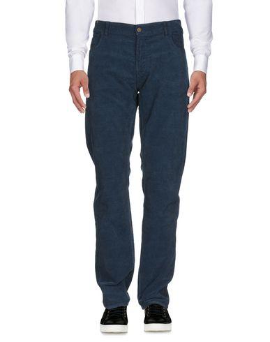 Фото 2 - Повседневные брюки от ATELIER NOTIFY темно-синего цвета