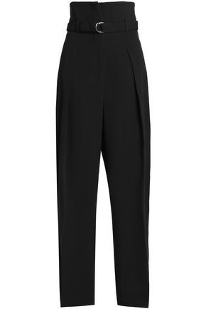 3.1 PHILLIP LIM Belted crepe wide-leg pants