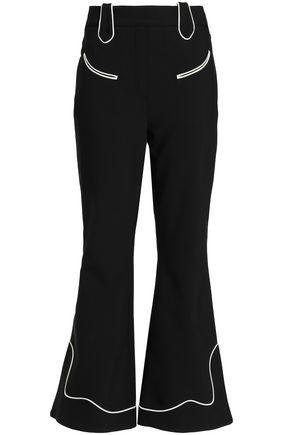ELLERY Crepe kick-flare pants