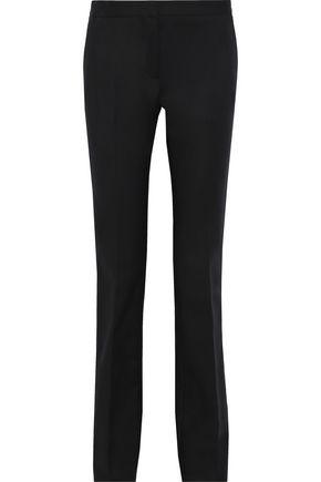 ROCHAS Cotton-blend bootcut pants