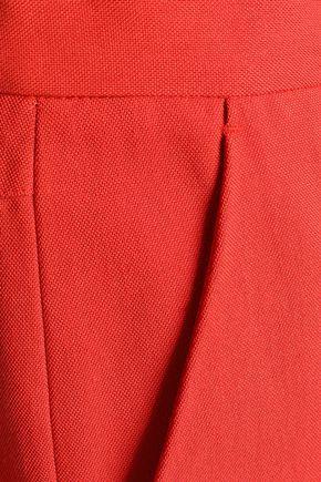 JUST CAVALLI Canvas bootcut pants