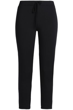 BAILEY 44 Bike Ride cropped stretch-modal track pants