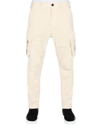 30311 CARGO TROUSERS (STRETCH MOLESKIN) GARMENT DYED