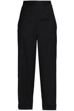 MM6 MAISON MARGIELA Twill wide-leg pants