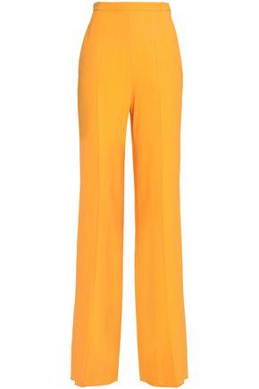 ROBERTO CAVALLI Crepe wide-leg pants