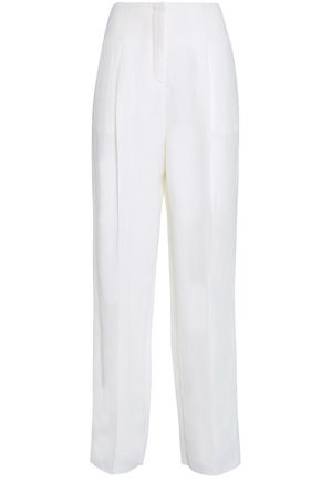 ROBERTO CAVALLI Twill wide-leg pants
