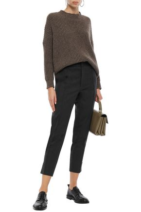 MARNI Wool-blend tapered pants