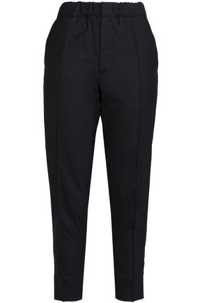 MARNI Wool tapered pants