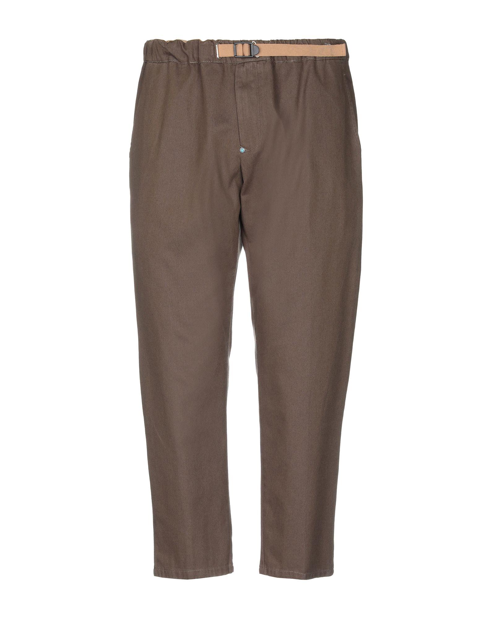 《送料無料》WHITE SAND 88 メンズ パンツ ミリタリーグリーン 52 コットン 100%