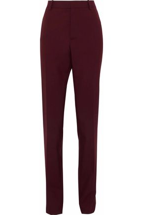 MARNI Wool straight-leg pants