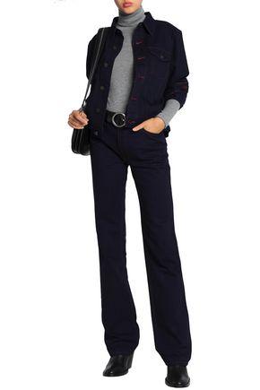 CALVIN KLEIN JEANS High-rise bootcut jeans