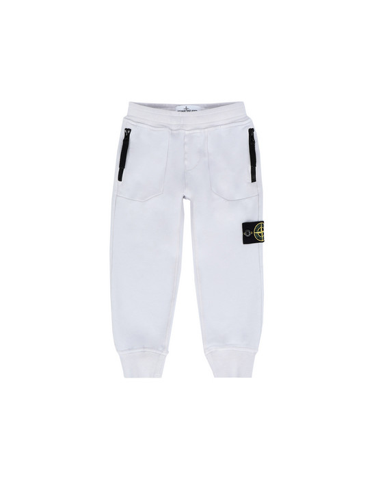 Fleece Trousers 60542 STONE ISLAND JUNIOR - 0