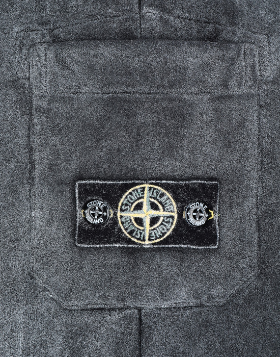 13230863tb - TROUSERS & JEANS STONE ISLAND JUNIOR