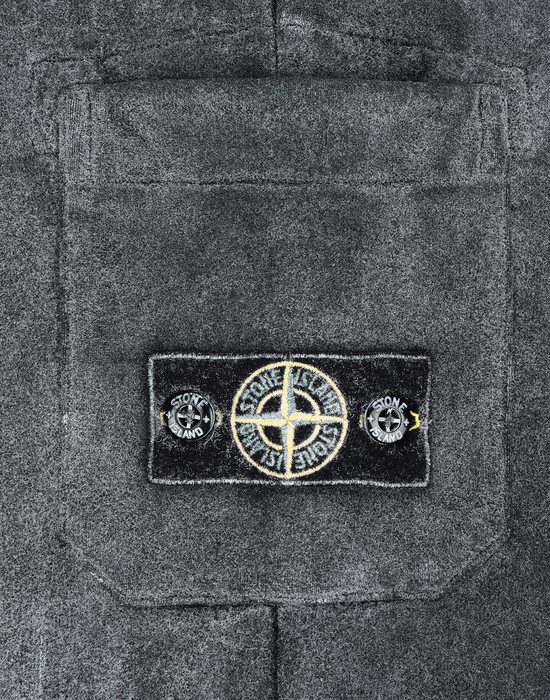 13230875pm - TROUSERS - 5 POCKETS STONE ISLAND JUNIOR
