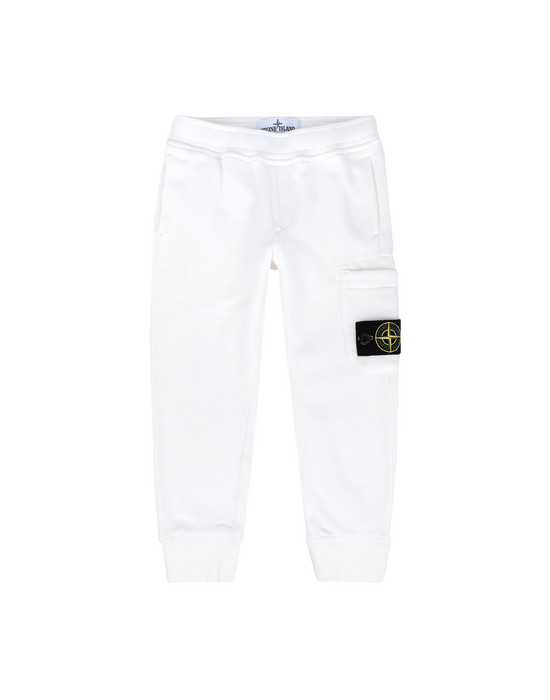 STONE ISLAND BABY Fleece Trousers 60840