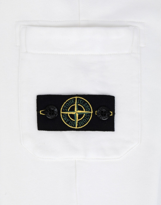 13230898wr - TROUSERS - 5 POCKETS STONE ISLAND JUNIOR