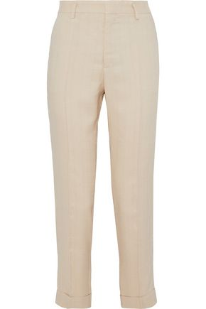 MAISON MARGIELA Woven straight-leg pants