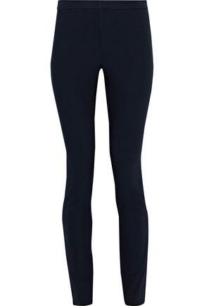 VINCE. Stretch-cady skinny pants