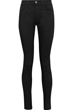 IRIS & INK Jessica high-rise skinny jeans
