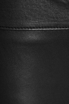 IRIS & INK Daryl leather leggings
